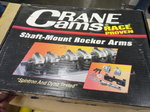 Crane Cams Shaft-Mount Rocker Arms 11809-1
