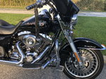 2010 Harley Davison Road King With only 3500 miles