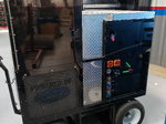 Used Cool Down Unit/Generator Cart