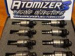 575 Atomizer injectors