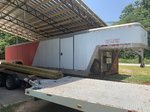 2003 40Ft Featherlite Aluminum 2 Car Enclosed Trailer