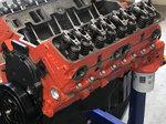 Chevy 355 Vortec Long Block Full Roller!