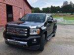 2015 GMC CanyonFlat Tow vehicle