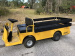 Taylor Dunn Flat bed Utility Cart electric Tow vehicle golf