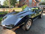 1977 L82 Corvette Triple Tuxedo Black 4 Speed