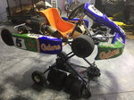 Ckr 100cc junior kart