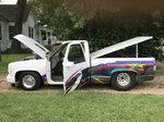 1991 show/pro street truck