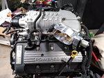 2007 Mustang GT500 engine/motor