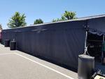 Race trailer tent