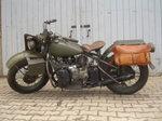 1942 Harley Davidson XA