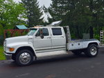 1998 Ford F-800 with less than 90k miles!
