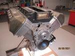 Fresh 540 Aluminum Hemi Supercharger Engine