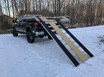 All Aluminum Sled Deck