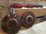 Ap Racing 350z/G35 Big Brake Kit