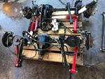 Dana 44 Complete axles