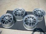 ENKEI PF01 18x9.5 Shelby Racing Wheels Ford