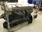 Jaguar XKE Series I Engine and Gearbox