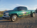 1997 Chevrolet C3500 Extended Cab Dually Truck, 454, 1 Owner