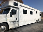 2013 Haulmark Cascadia Motorhome and 36' stacker available