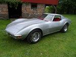 1971 Corvette Coupe