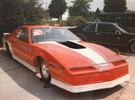 1987 Trans Am (Built by Diamond Race Cars)