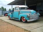 1949 Chevrolet truck rat rod