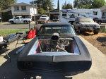 1969 Camaro Pro Street Project
