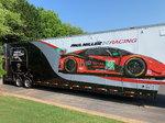 Race Car Trailer