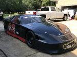 Chevrolet late model Hamke chassis