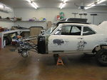 68 Chevy II Rolling Chassis