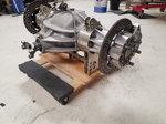 4 Link Complete Mark Williams 12 bolt modular dragster