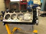 BBF 598ci RACE MOTOR COMPLETE SHORT BLOCK FRESH