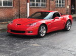 2012 Chevrolet Corvette Grand Sport Package  6.2L LS3 V8 436