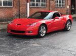 2012 Chevrolet Corvette Grand Sport Package  6.2L LS3 V8 436