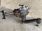 Manual Steering Box Borgeson Saginaw 525 New 16:1 Quick Rati