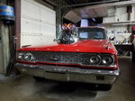 63.5 galaxie fastback for sale or trade