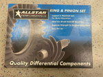 Gear set ring and pinion 3.73 GM 7.5