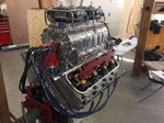 BLOWN BB CHEV 540 ENGINE 'PARTS'  KIT--ALL NEW