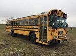 2003 Blue Bird School Bus- Skoolie -Camper- ToterHome