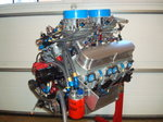 "Mopar 417"" R3/W8 Engine"