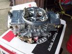 Holley 850 carburator