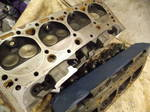 Performance Rebuilt 993 Small Chevy SBC Heads Stainless valv