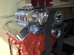 454 Big Block Chevy 871 BDS BLOWER