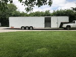 2001 Pace 40ft Race Trailer