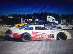 Ford Taurus Road Race late model stock car