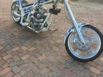 2004 American iron horse Texas chopper