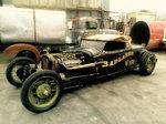 1929 Deadwood Stud Rat Rod