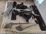 GM OEM Interior Parts for Camaro -Black