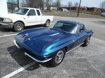 Rare 396 Corvette