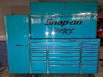 """72"""" Snap-On Tool Chest"""